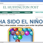 Portada El Huffington Post 23082013